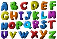 Care sunt literele limbii romane si ordinea lor?
